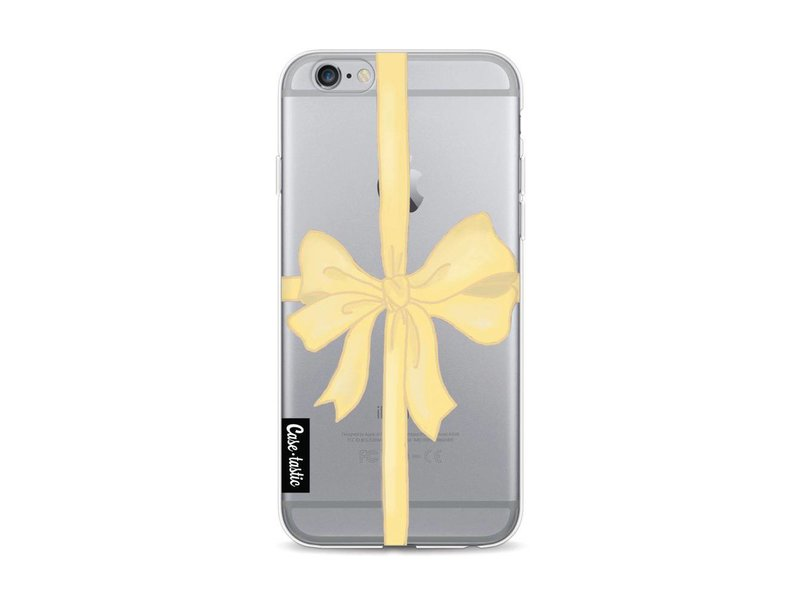 Casetastic Softcover Apple iPhone 6 / 6s - Champagne Ribbon
