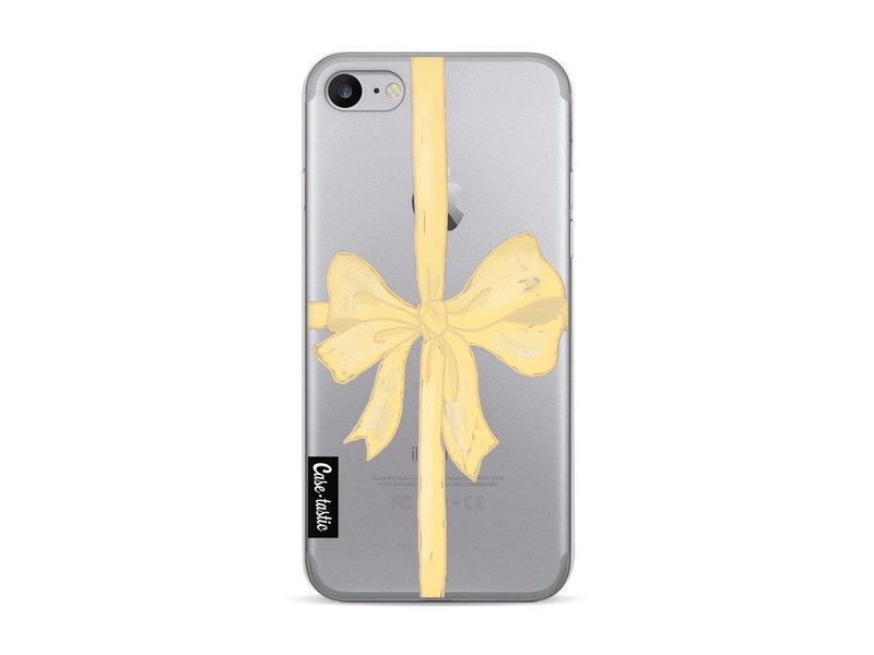 Casetastic Softcover Apple iPhone 7 - Champagne Ribbon