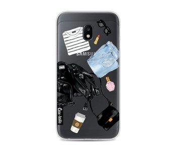Fashion Flatlay - Samsung Galaxy J3 (2017)