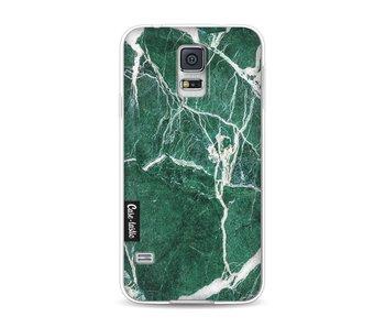 Dark Green Marble - Samsung Galaxy S5