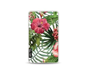 Tropical Flowers - Powerbank 4.000 mAh