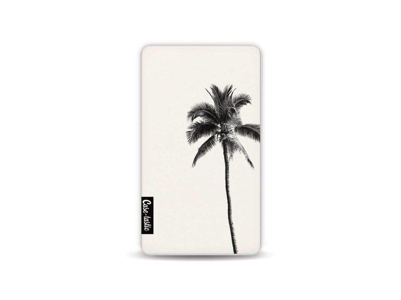 Casetastic Powerbank 4.000 mAh - Palm Tree Transparent
