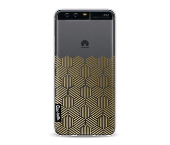 Golden Hexagons - Huawei P10