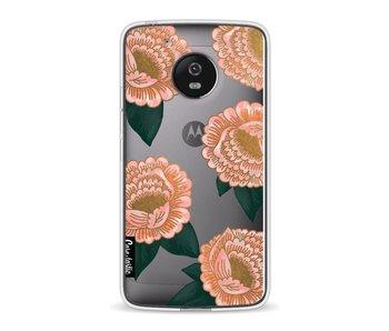 Winterly Flowers - Motorola Moto G5