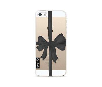 Black Ribbon - Apple iPhone 5 / 5s / SE