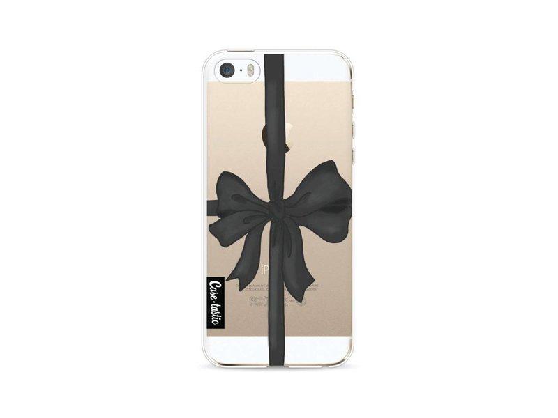 Casetastic Softcover Apple iPhone 5 / 5s / SE - Black Ribbon
