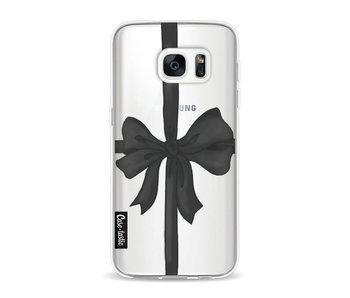 Black Ribbon - Samsung Galaxy S7