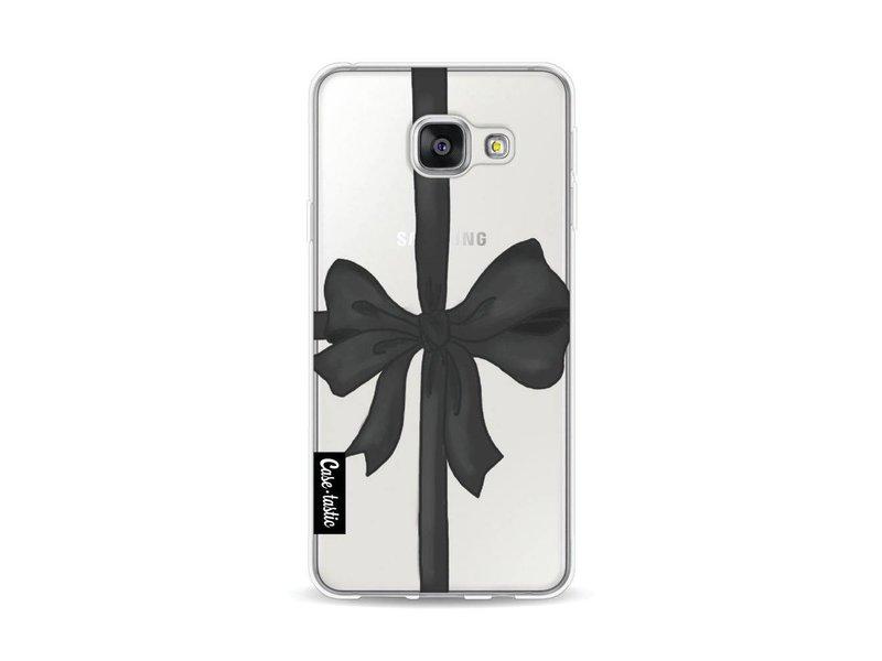 Casetastic Softcover Samsung Galaxy A3 (2016) - Black Ribbon