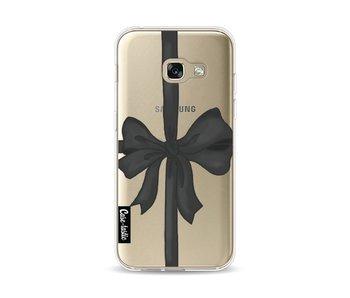 Black Ribbon - Samsung Galaxy A3 (2017)