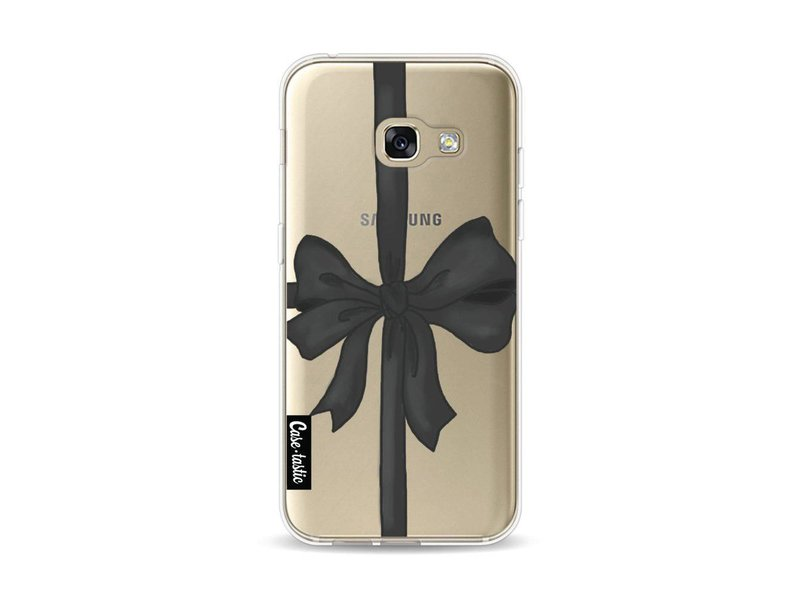Casetastic Softcover Samsung Galaxy A3 (2017)  - Black Ribbon