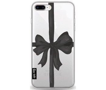 Black Ribbon - Apple iPhone 8 Plus