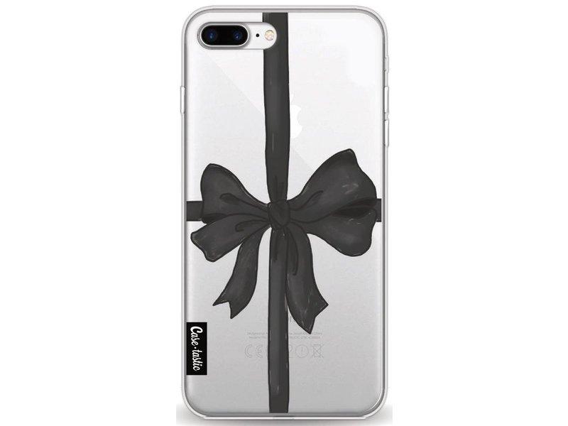 Casetastic Softcover Apple iPhone 8 Plus - Black Ribbon