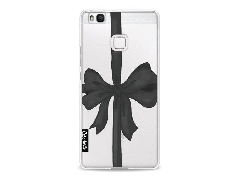 Casetastic Softcover Huawei P9 Lite - Black Ribbon