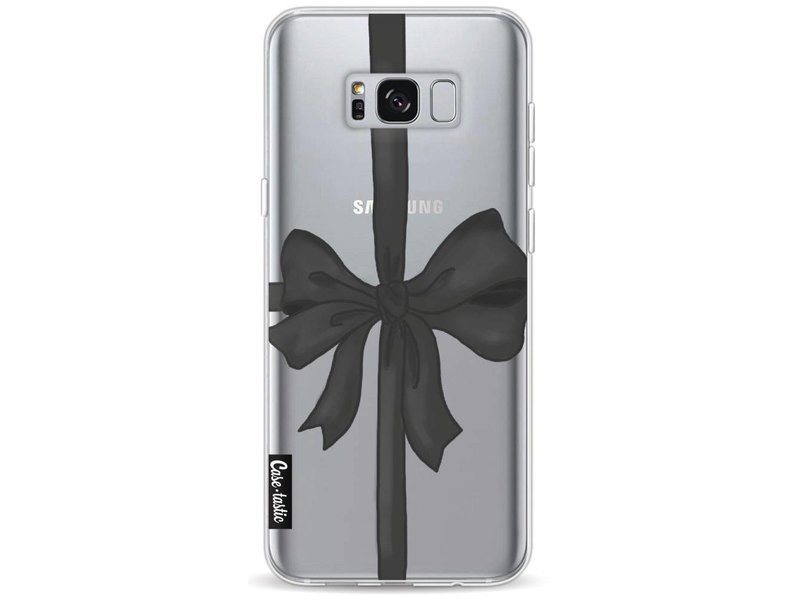 Casetastic Softcover Samsung Galaxy S8 Plus - Black Ribbon