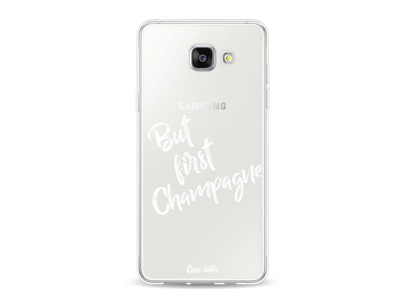 Casetastic Softcover Samsung Galaxy A5 (2016) - But First Champagne