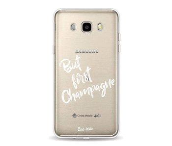 But First Champagne - Samsung Galaxy J5 (2016)