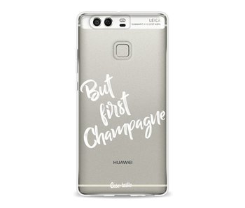 But First Champagne - Huawei P9