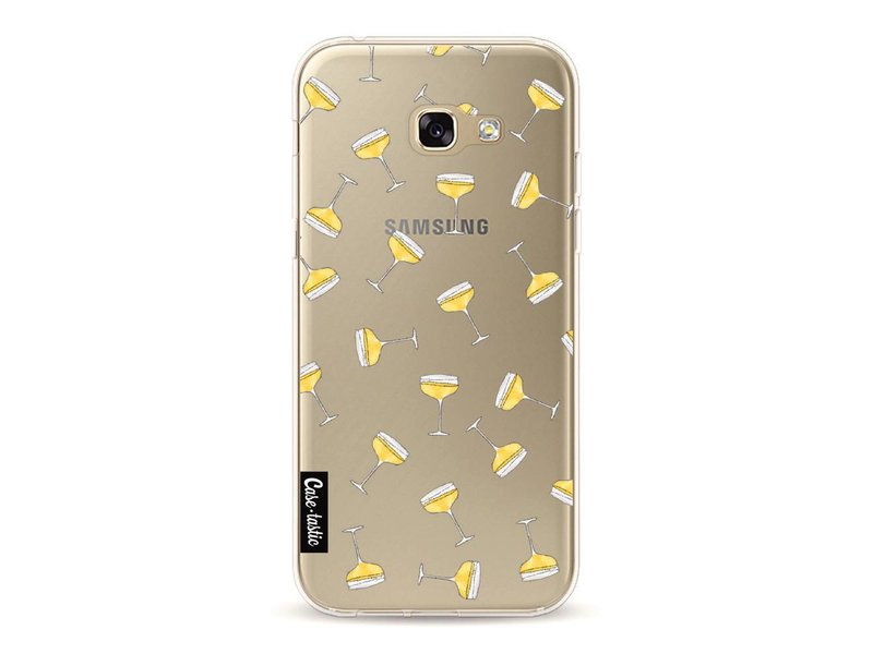 Casetastic Softcover Samsung Galaxy A5 (2017)  - Champagne Glasses