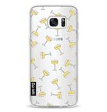 Casetastic Softcover Samsung Galaxy S7 Edge - Champagne Glasses