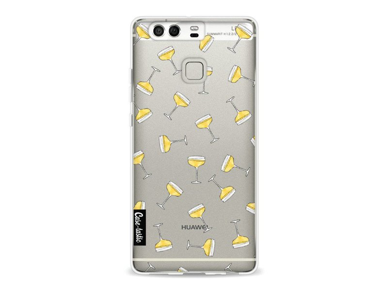 Casetastic Softcover Huawei P9 - Champagne Glasses