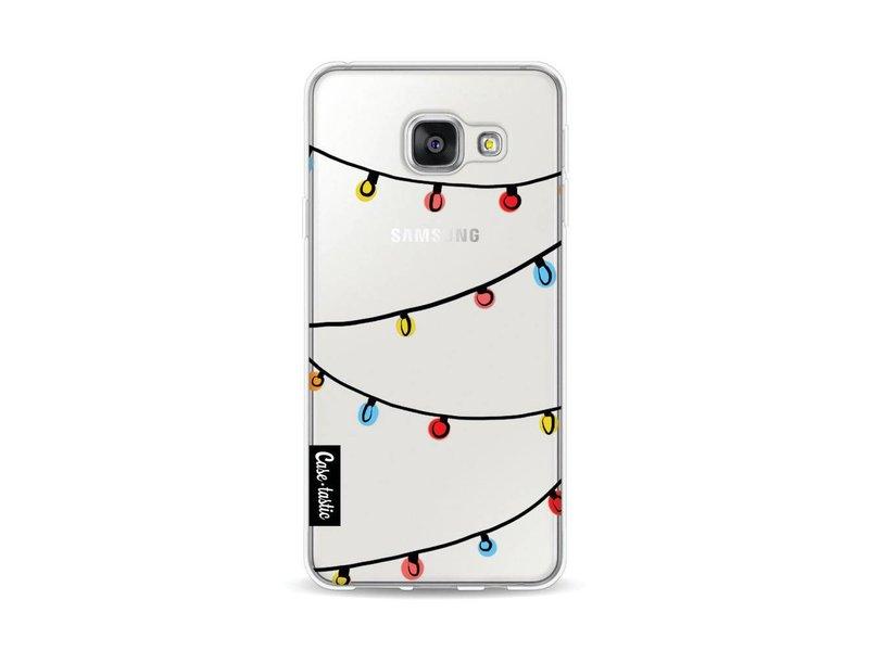 Casetastic Softcover Samsung Galaxy A3 (2016) - Christmas Lights