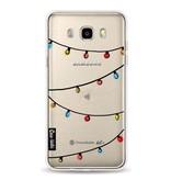 Casetastic Softcover Samsung Galaxy J5 (2016) - Christmas Lights