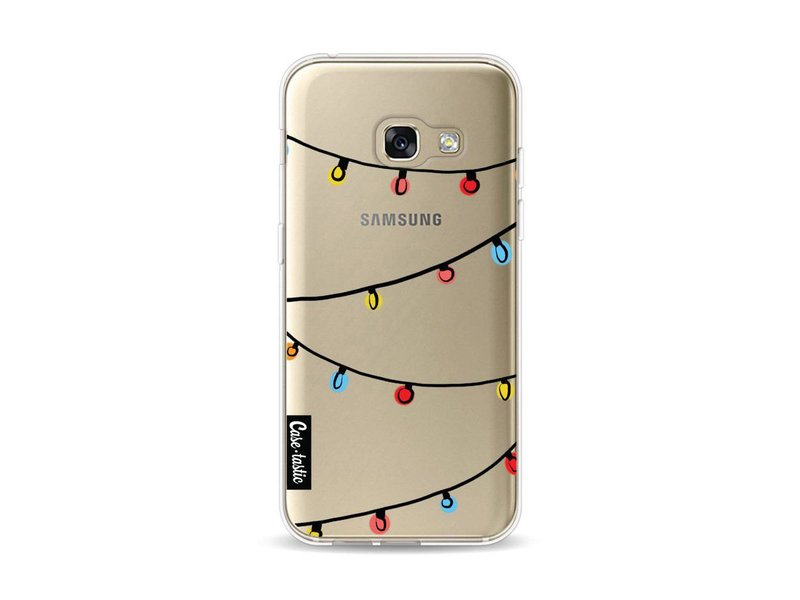 Casetastic Softcover Samsung Galaxy A3 (2017)  - Christmas Lights