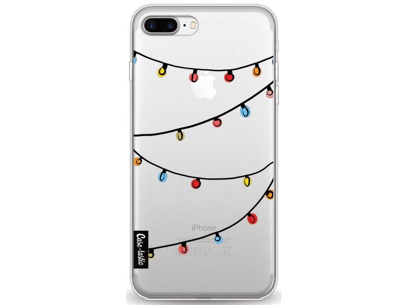 Casetastic Softcover Apple iPhone 7 Plus - Christmas Lights
