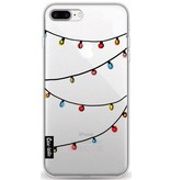 Casetastic Softcover Apple iPhone 8 Plus - Christmas Lights