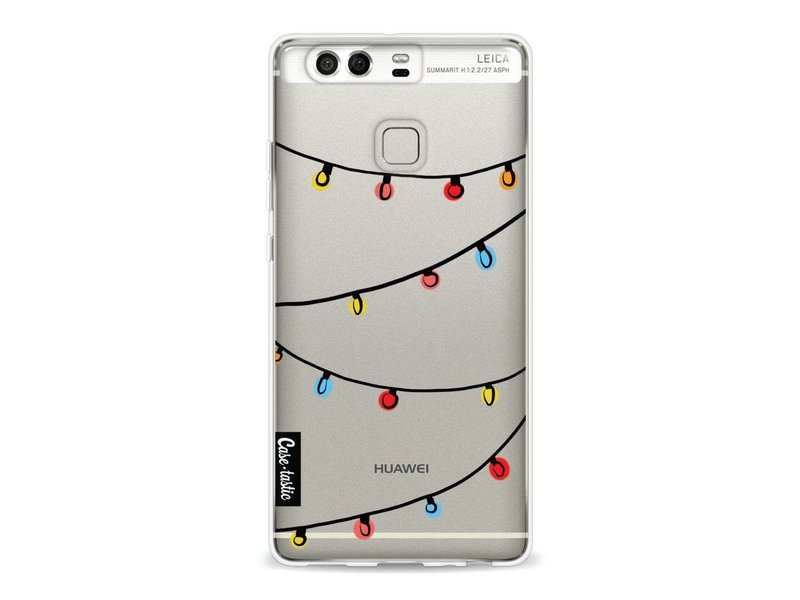 Casetastic Softcover Huawei P9 - Christmas Lights