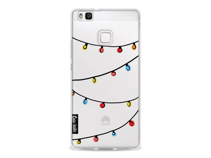 Casetastic Softcover Huawei P9 Lite - Christmas Lights