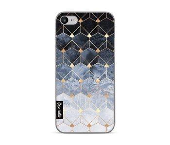 Blue Hexagon Diamonds - Apple iPhone 7