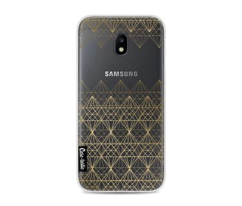 Golden Diamonds - Samsung Galaxy J3 (2017)