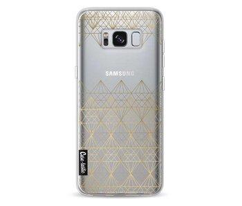 Golden Diamonds - Samsung Galaxy S8