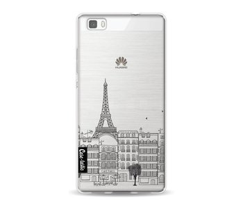 Paris City Houses - Huawei P8 Lite