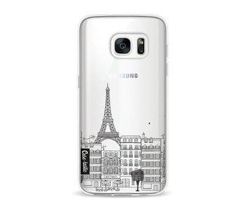 Paris City Houses - Samsung Galaxy S7