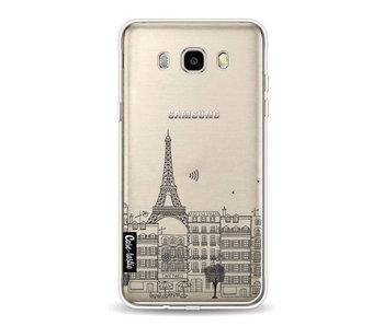 Paris City Houses - Samsung Galaxy J5 (2016)