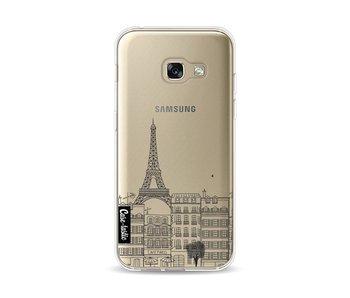 Paris City Houses - Samsung Galaxy A3 (2017)