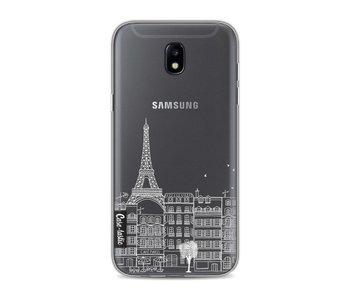 Paris City houses White - Samsung Galaxy J5 (2017)