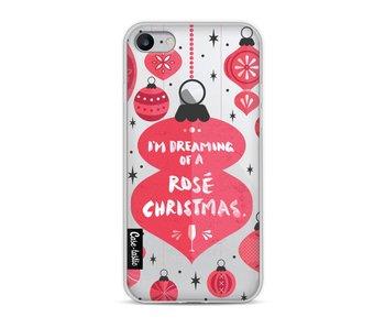 Rose Christmas - Apple iPhone 8