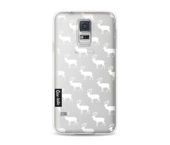 Deer Pattern - Samsung Galaxy S5