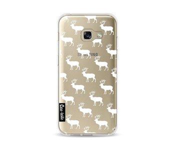 Deer Pattern - Samsung Galaxy A3 (2017)