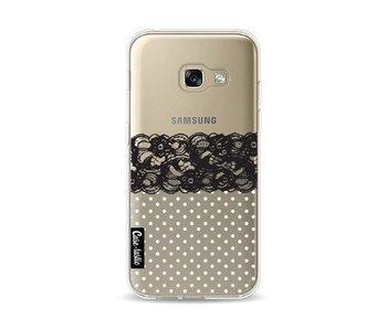 Lace and Polkadots - Samsung Galaxy A3 (2017)