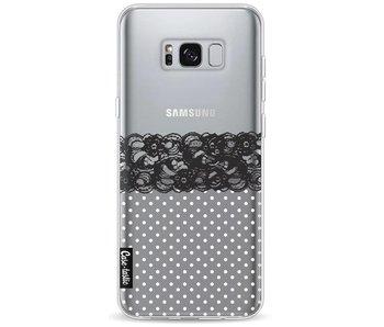 Lace and Polkadots - Samsung Galaxy S8 Plus