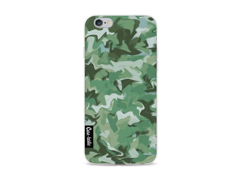 Casetastic Softcover Apple iPhone 6 / 6s - Army Camouflage