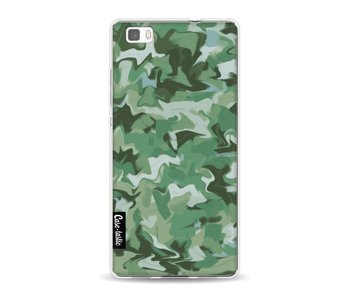 Army Camouflage - Huawei P8 Lite