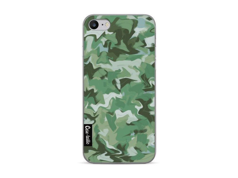 Casetastic Softcover Apple iPhone 7 - Army Camouflage