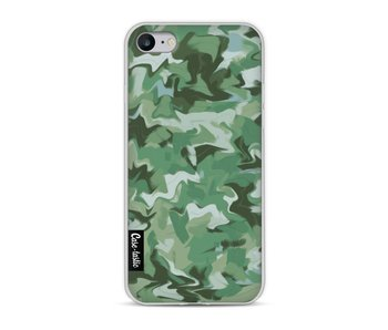 Army Camouflage - Apple iPhone 8