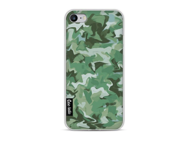 Casetastic Softcover Apple iPhone 8 - Army Camouflage
