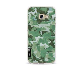 Army Camouflage - Samsung Galaxy A3 (2017)